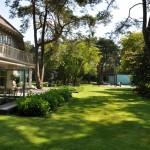 Gazon in tuin te Bosch en Duin