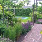 Tuin te Alphen aan den Rijn 17