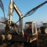 Aanleg boombeplantingen